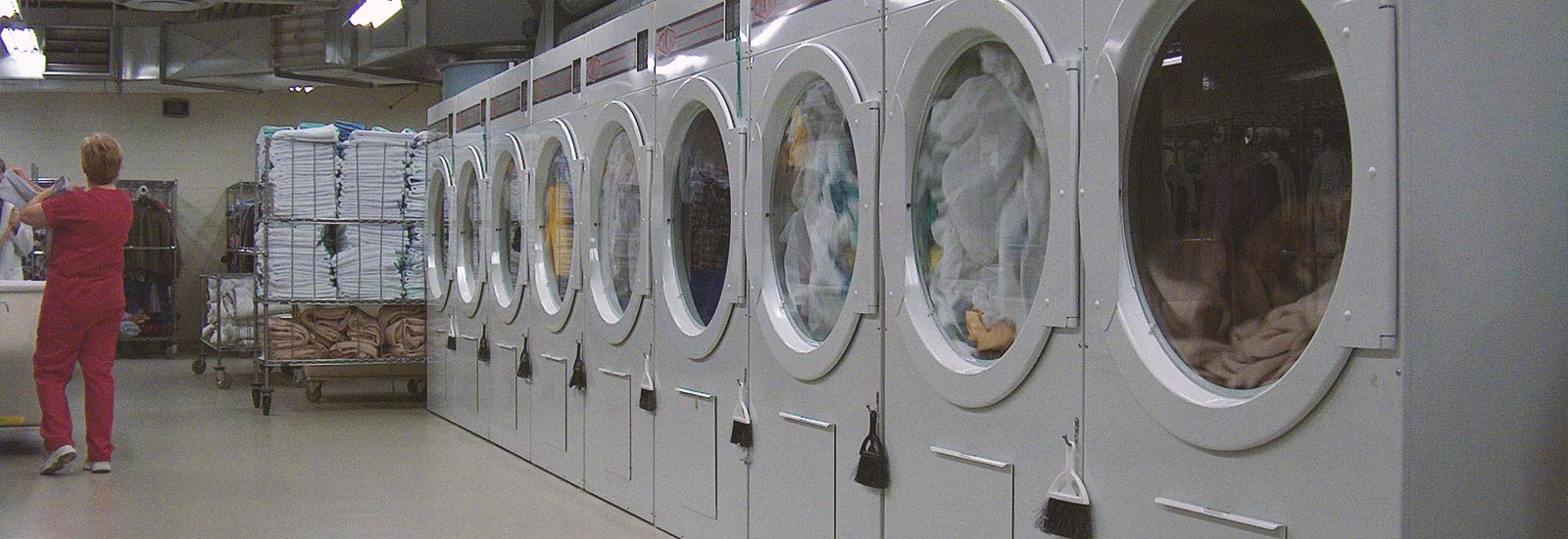 Dalex - leader in Fabricare & Laundry Equipment